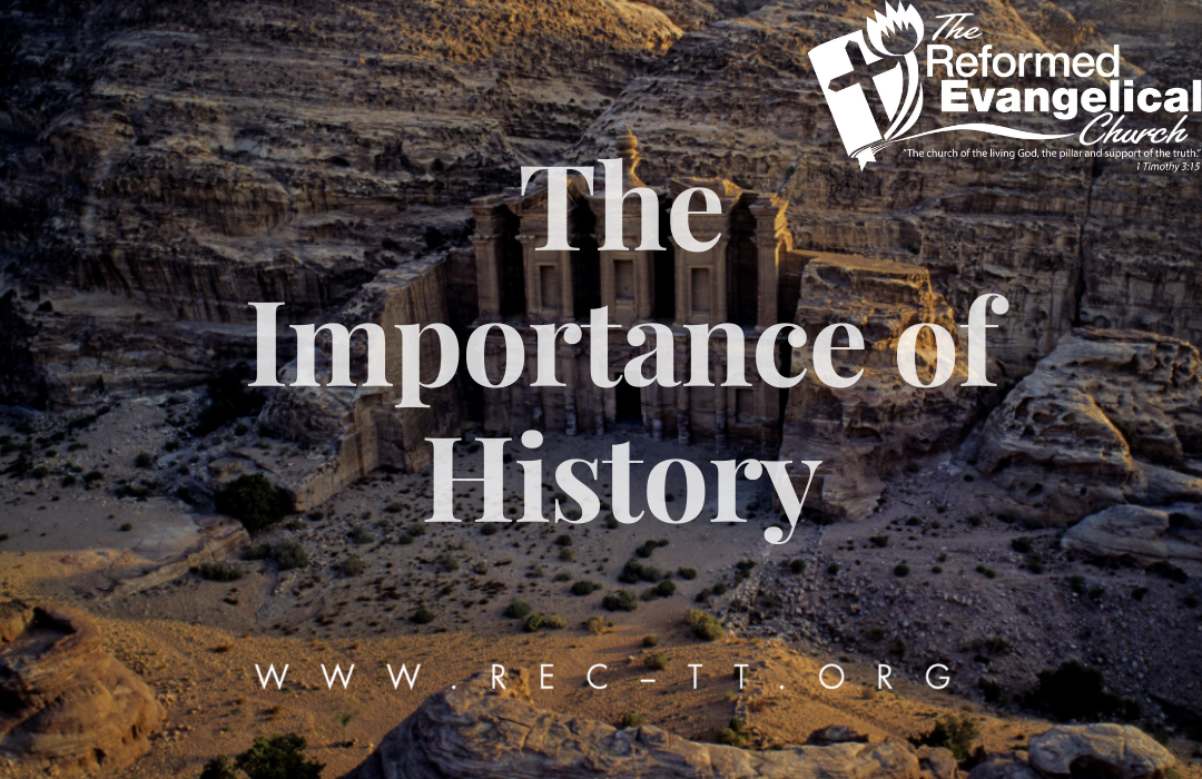 The importance of History