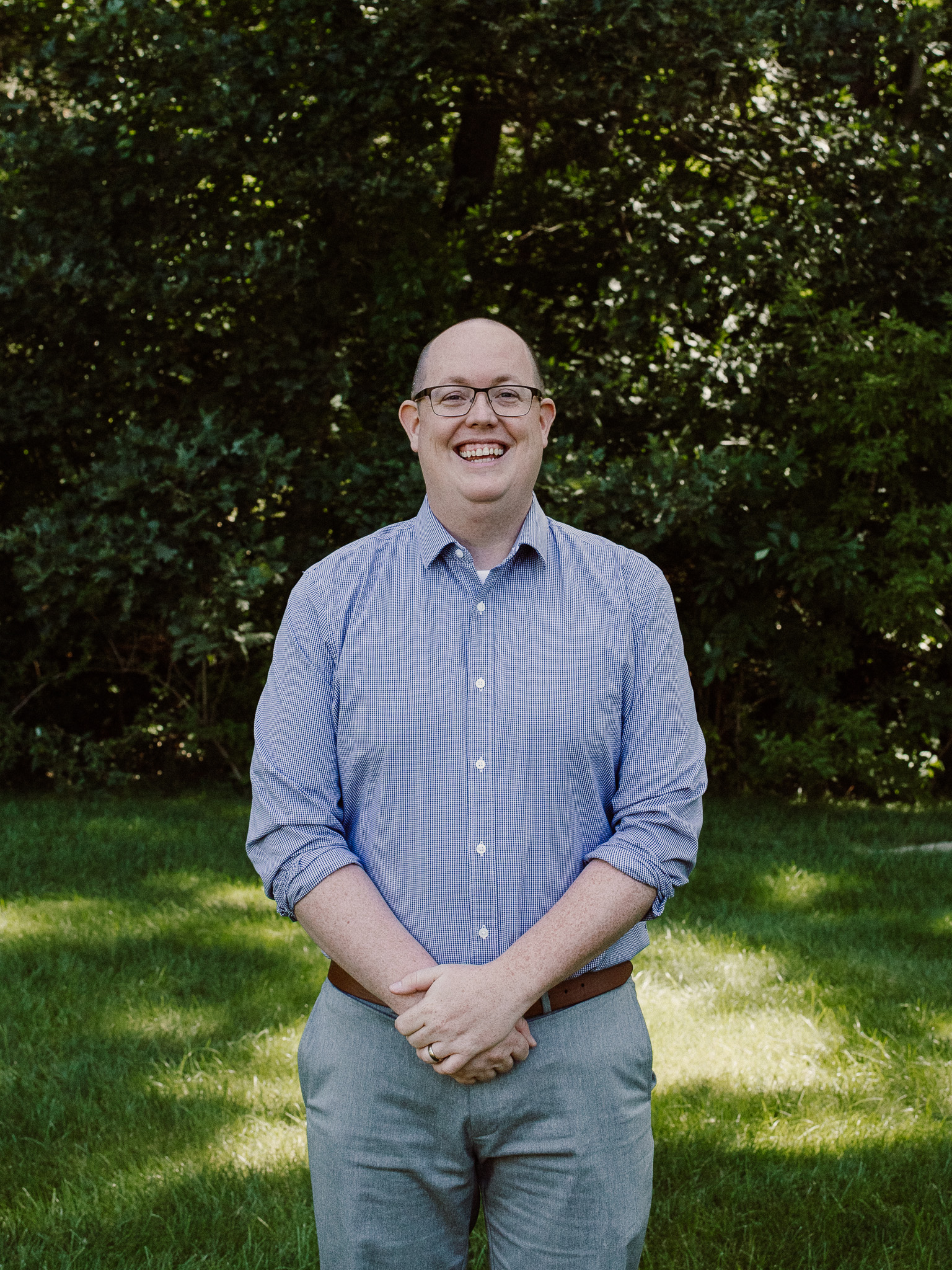 Dan Adams - Associate Pastor to Youth and Young Adults