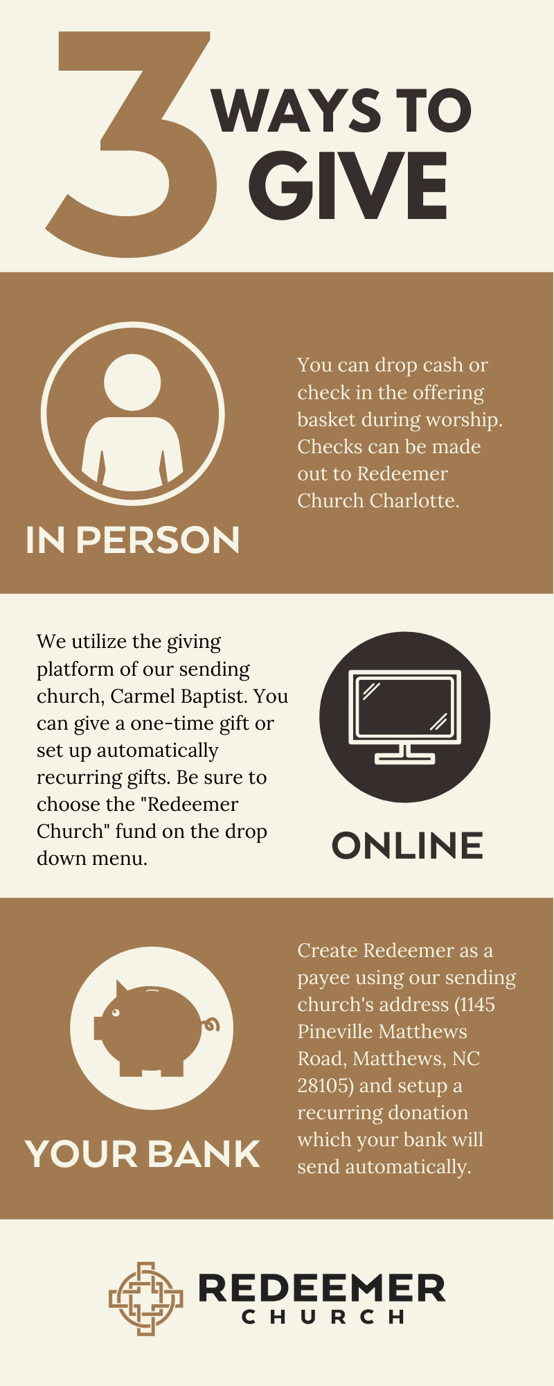 Giving to Redeemer (1)