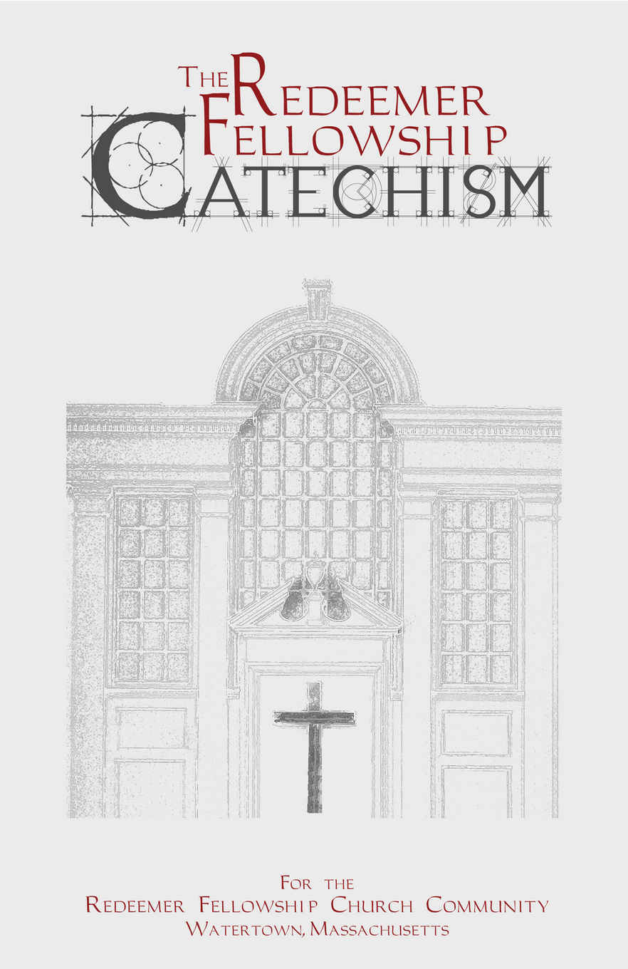 Catechism gray cover image