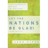 Let the Nations Be Glad Cover