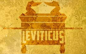 Leviticus: You Must be Holy
