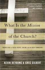 mission of the church cover
