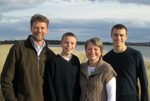 Terry Family missions page