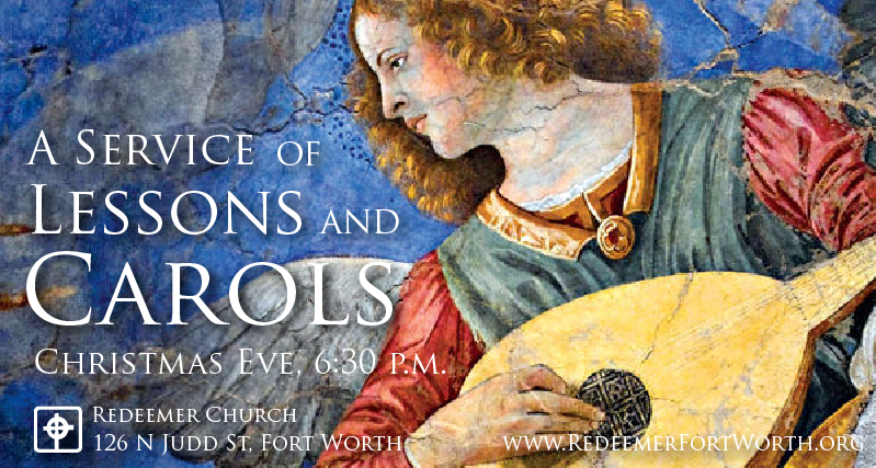 Lessons and carols 2019 event image