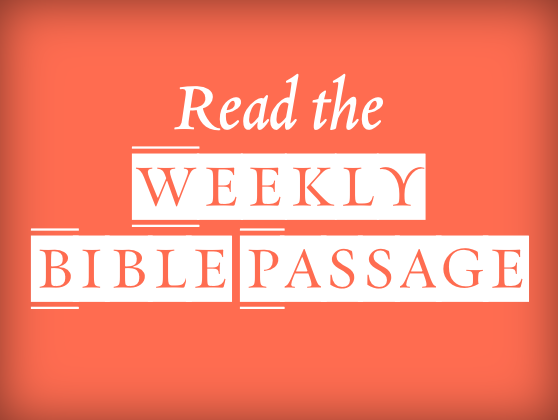 Weekly Bible Passage _ Quicklink