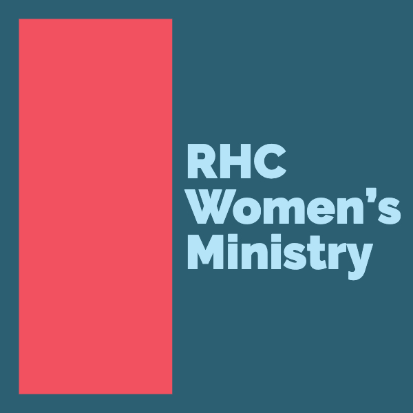 RHC Women's Ministry banner image