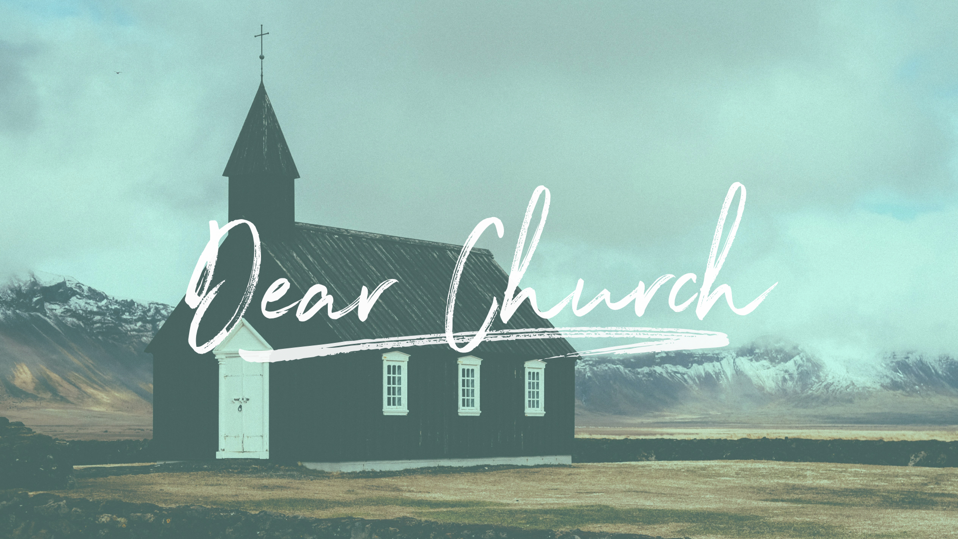 DEAR CHURCH TITLE