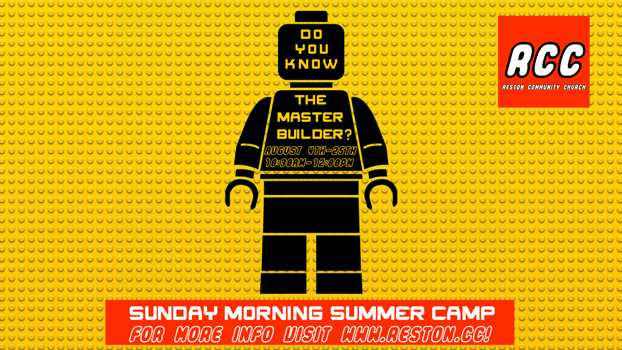 SUNDAY SUMMER CAMP image