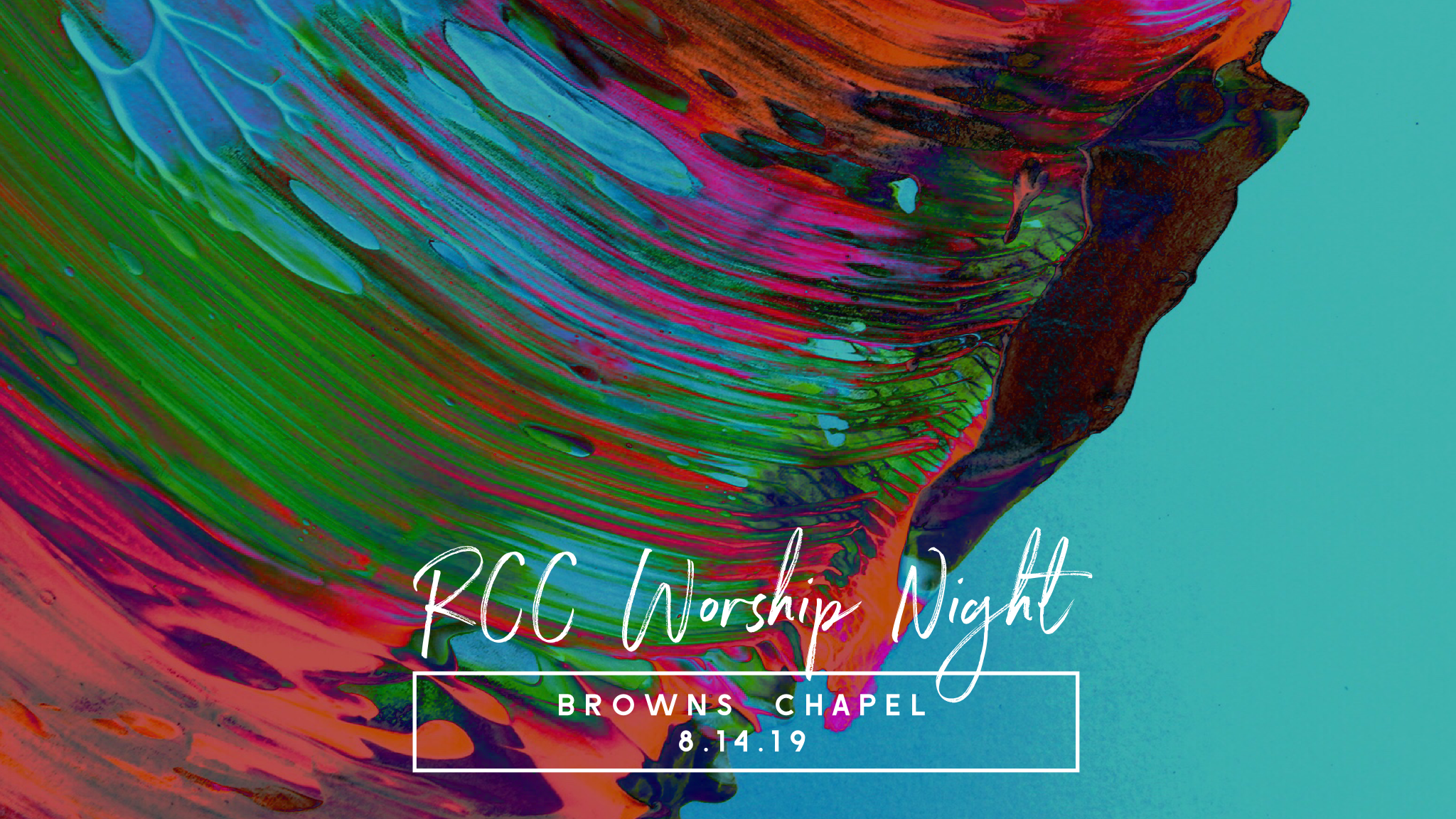 WORSHIP NIGHT (AUGUST) image