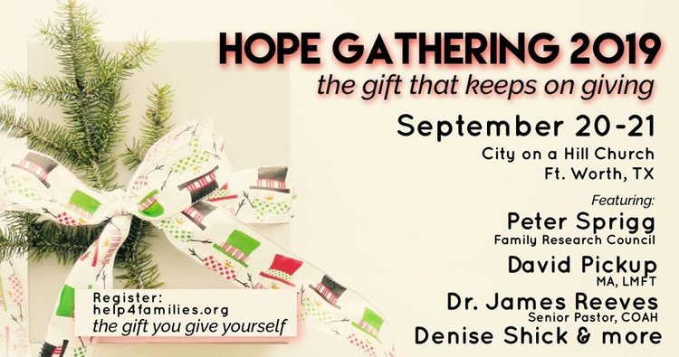 Hope Gathering 2019 info image