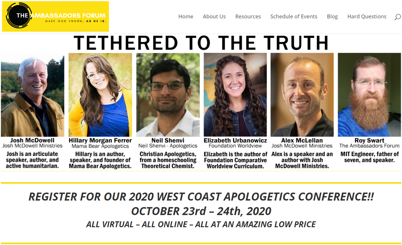 tethered to the truth conf.PNG image