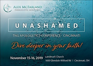 Unashamed conference resized image