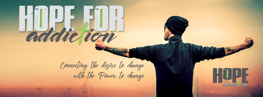 Hope for addiction banner image