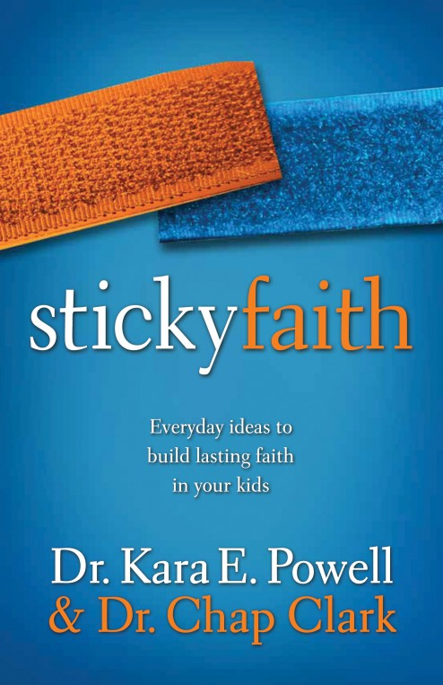 Sticky Faith Book