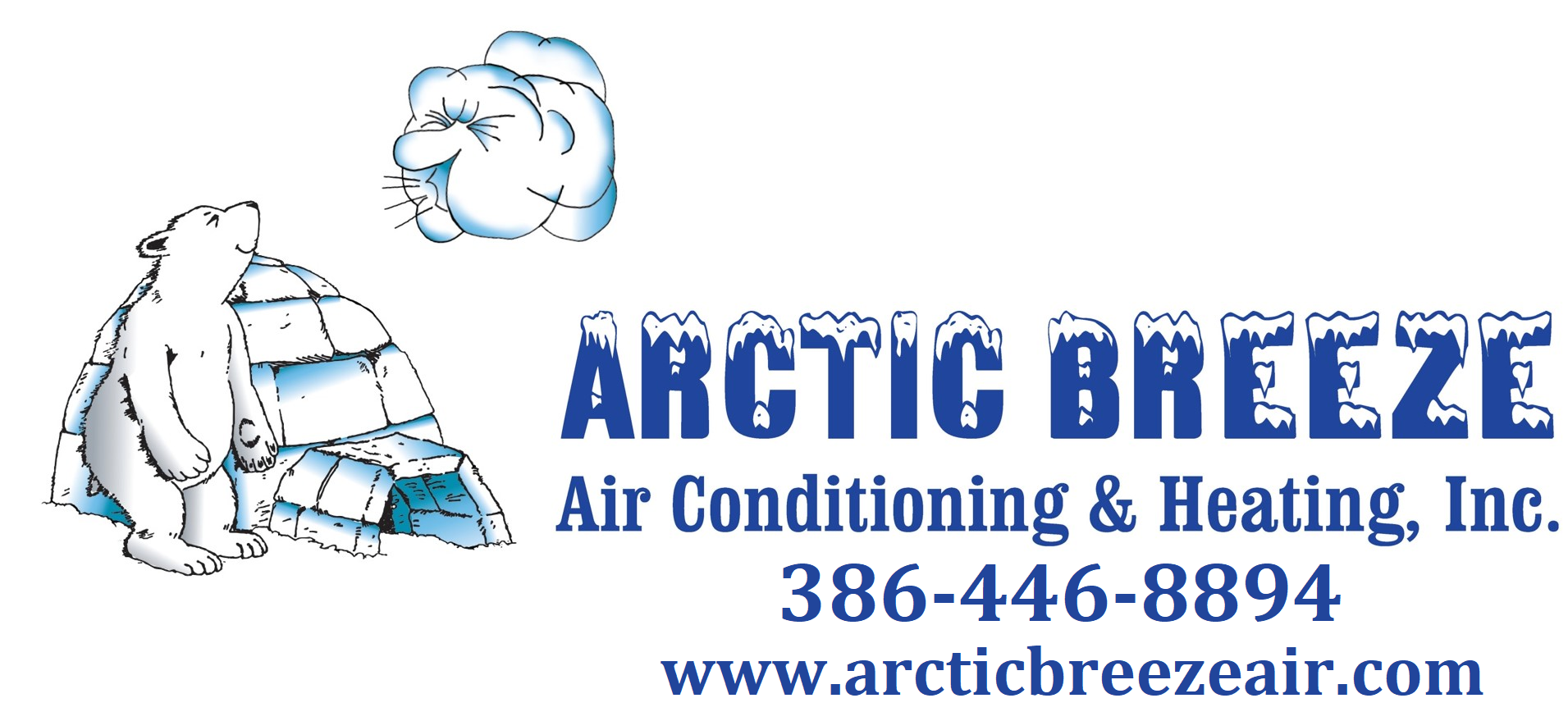 Arctic Breeze Logo