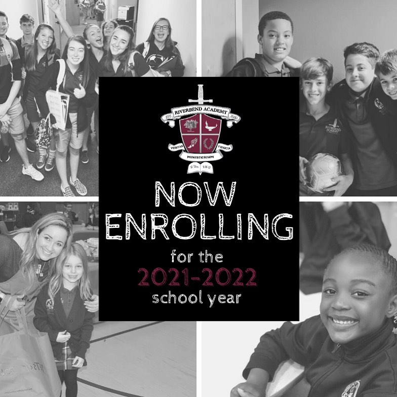 enrolling now graphic image