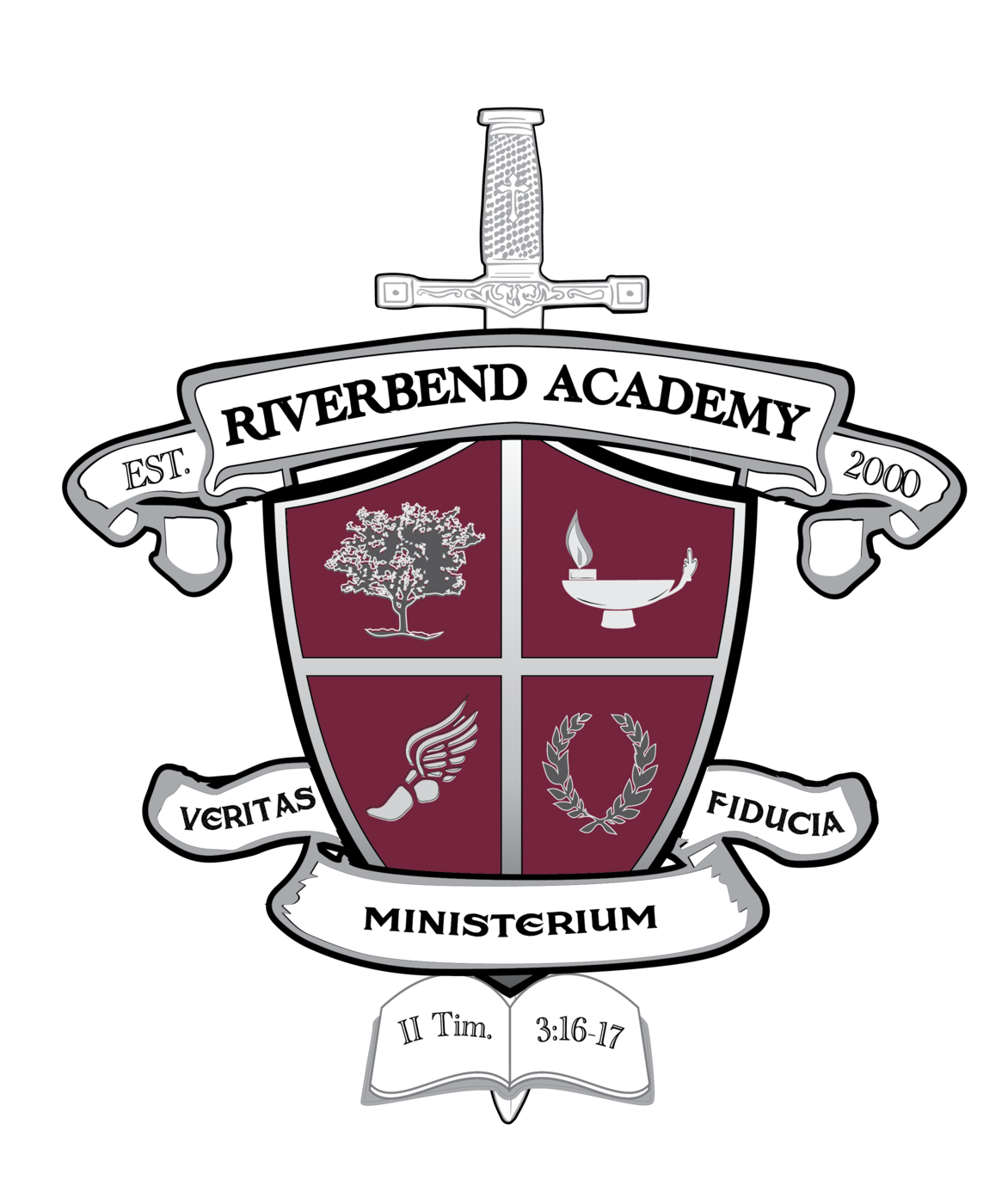 Riverbend Academy Color Crest 2015