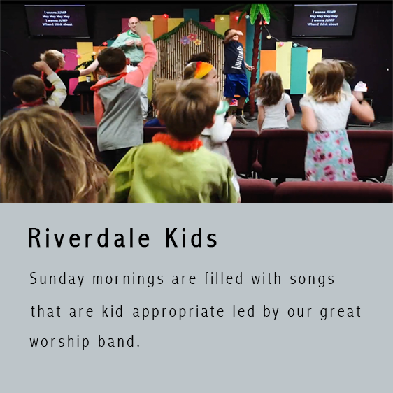 Riverdale Kids Worship Web Image