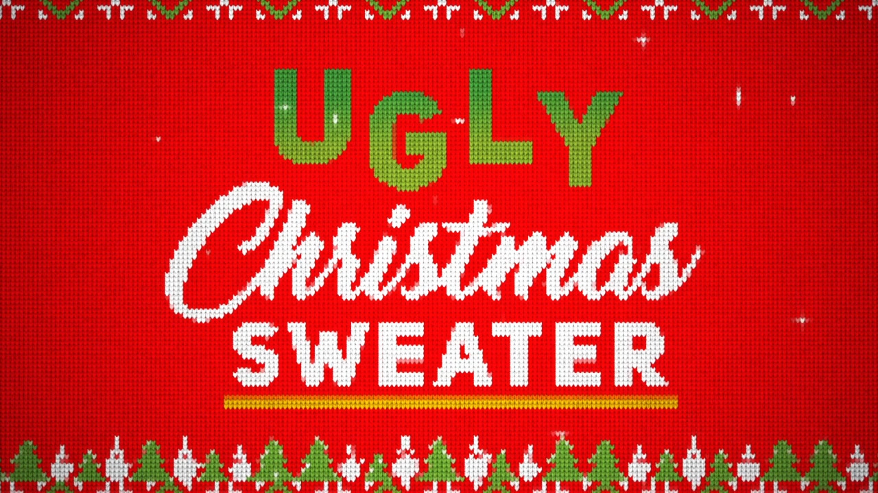 UGLY CHRISTMAS SWEATER. Title Still 02