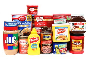 Canned-Goods Food Drive