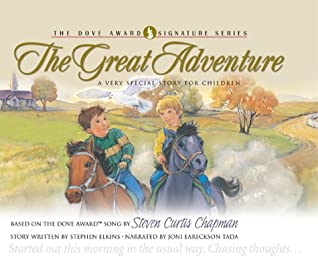 great adventure book cover