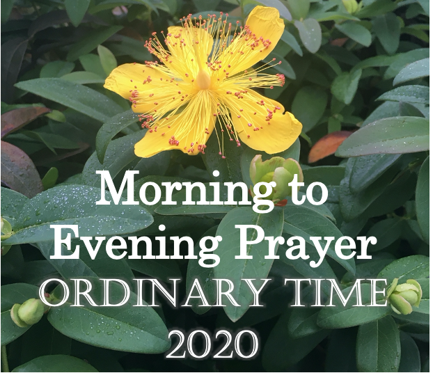 Ordinary Morning to Evening Prayer Pic
