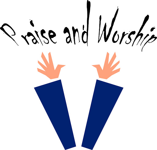 praise and worship with hands