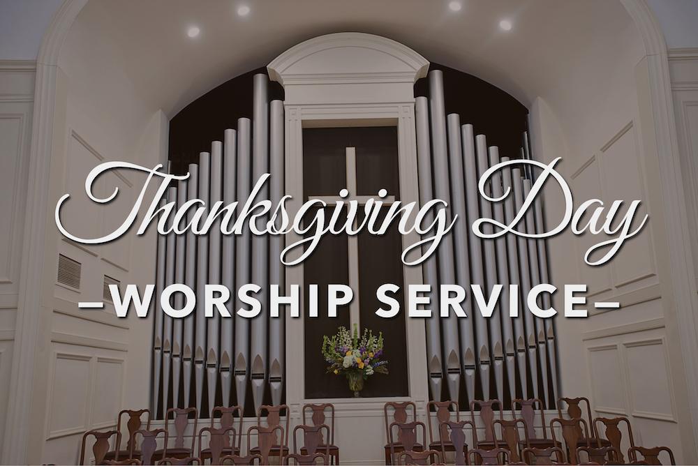 thanksgiving day worship graphic image