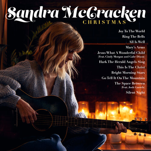 Sandra+McCracken_Christmas_Final+Cover_1500x1500 image