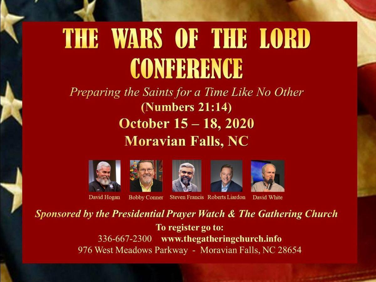 Wars_of_the_Lord_Conference image