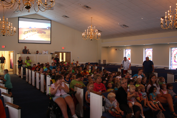VBS worshiprally