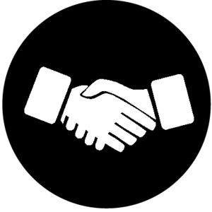 Handshaking+Icon