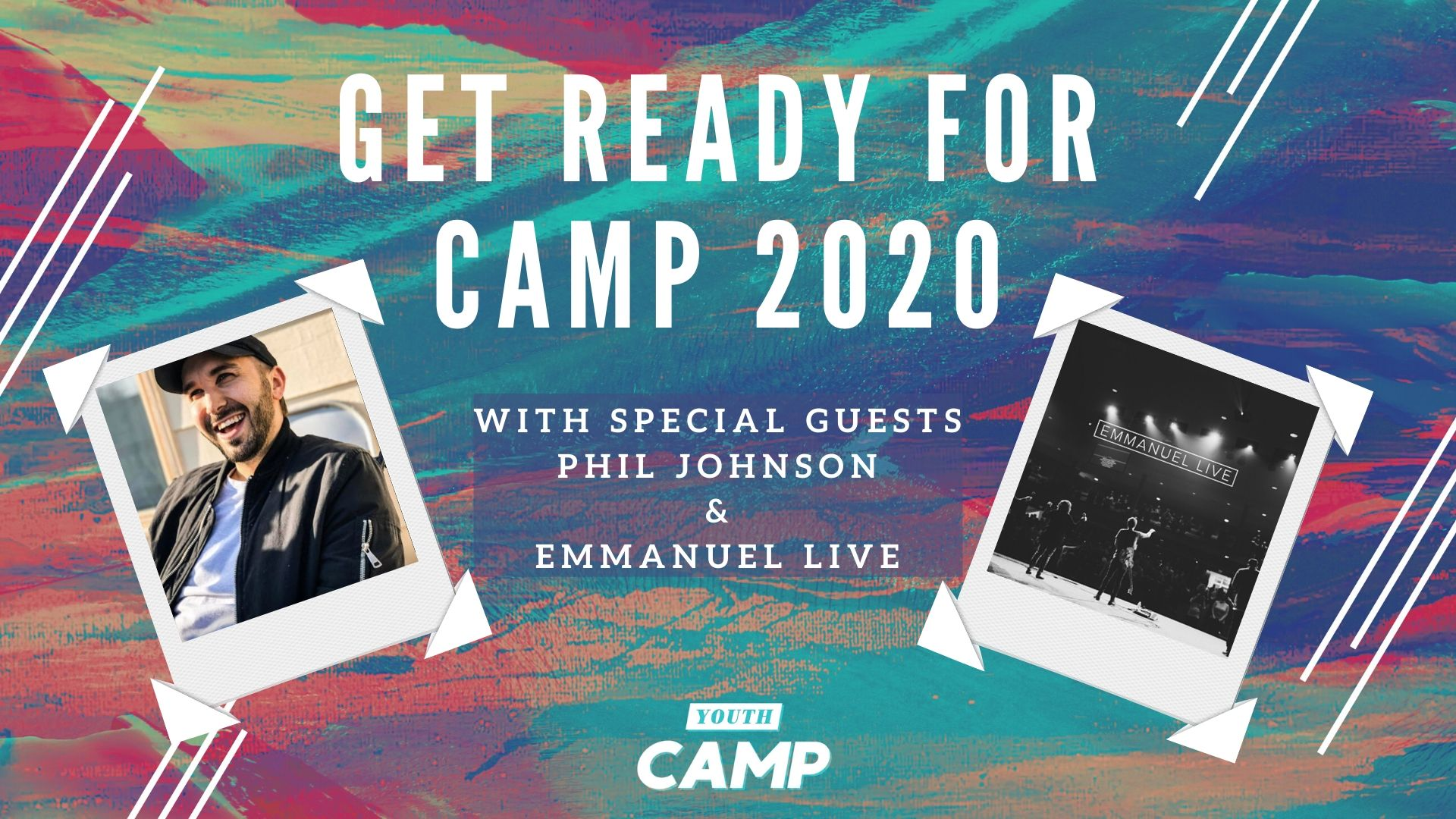 get ready for camp 2020