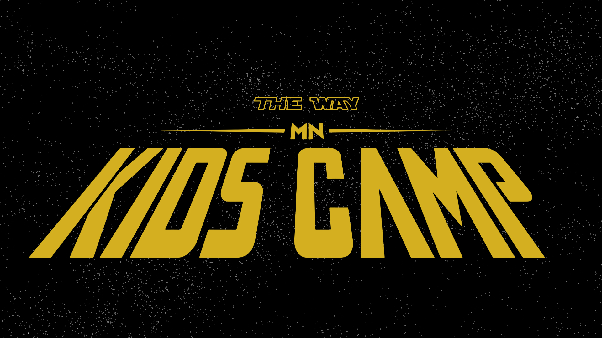 Kids Camp 2021- Title Sequence