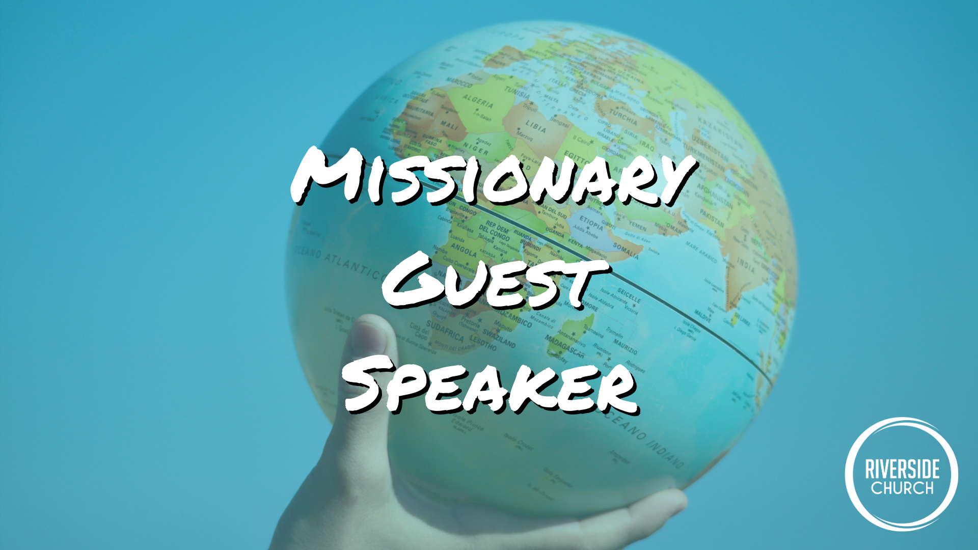 Missionary Guest Speaker