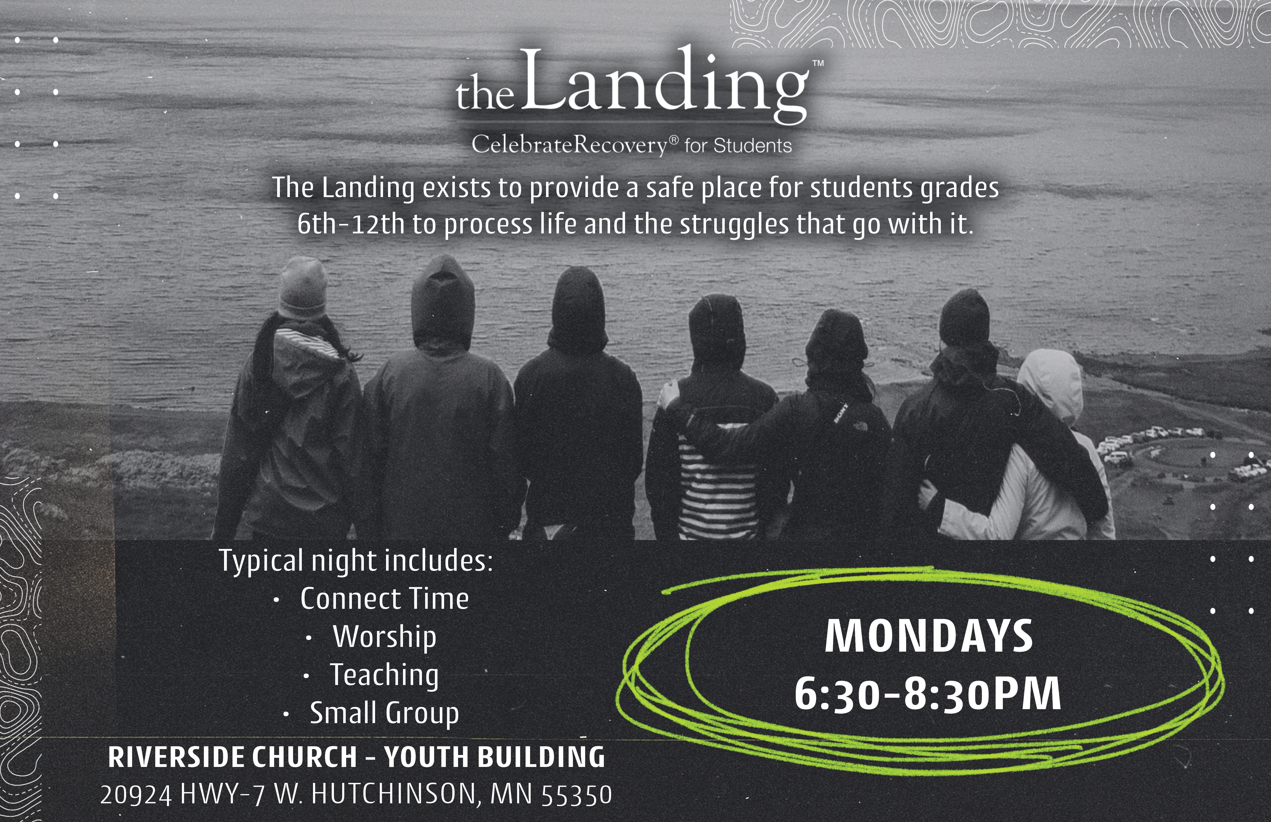 the Landing Poster image