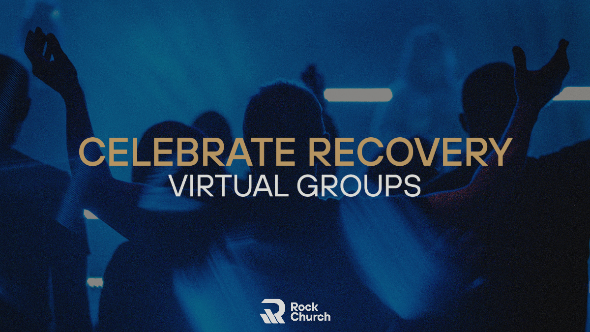 Celebrate Recovery Virtual Groups