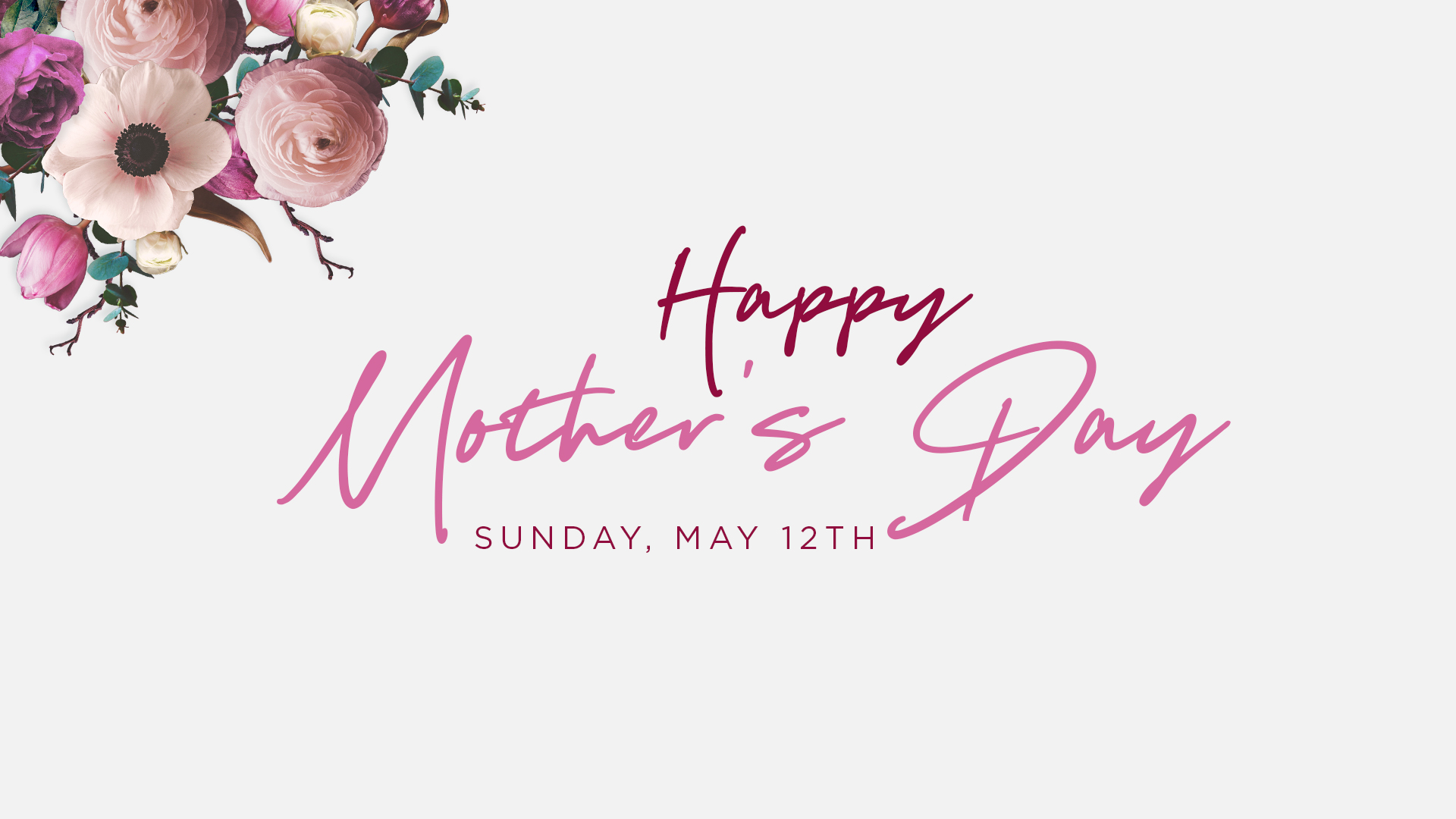Mother's Day 1920 X 1080 image