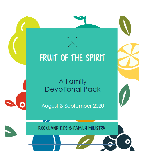 Fruit of the Spirit pack