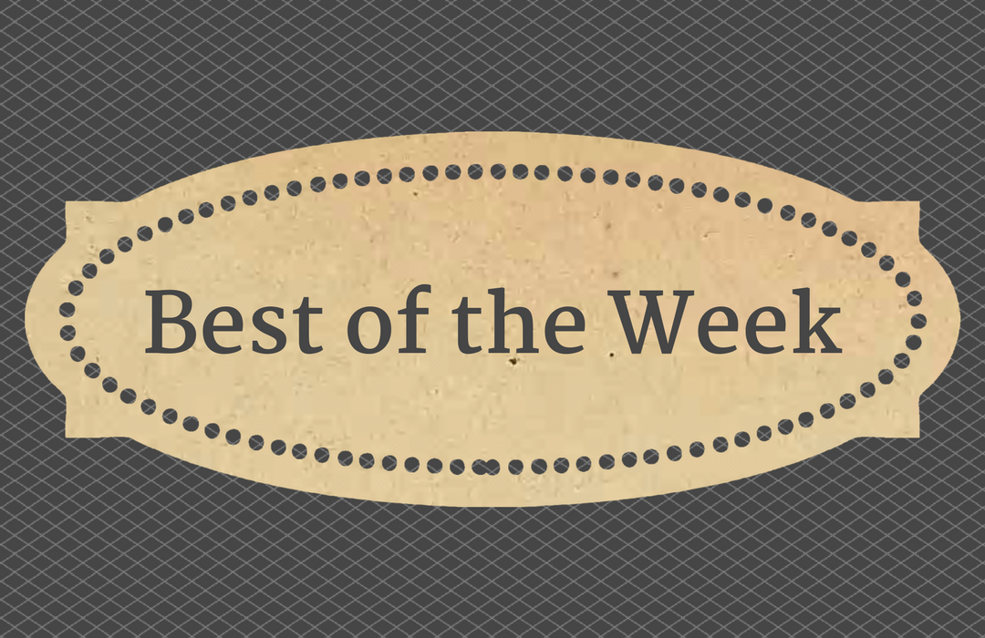 Best of the Week - header