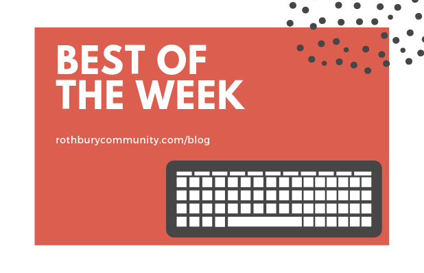 Featured Blogpost - Best of the Week