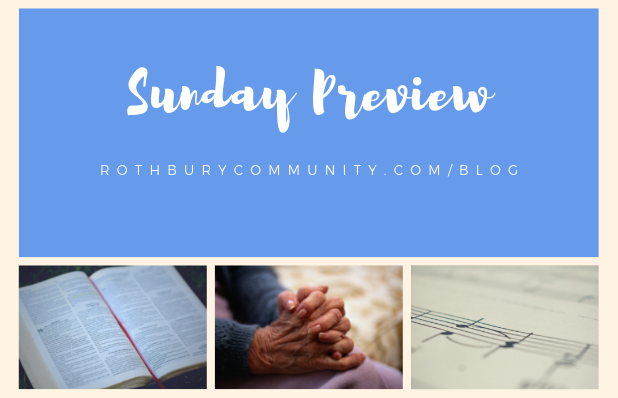 Featured Blogpost - Sunday Preview