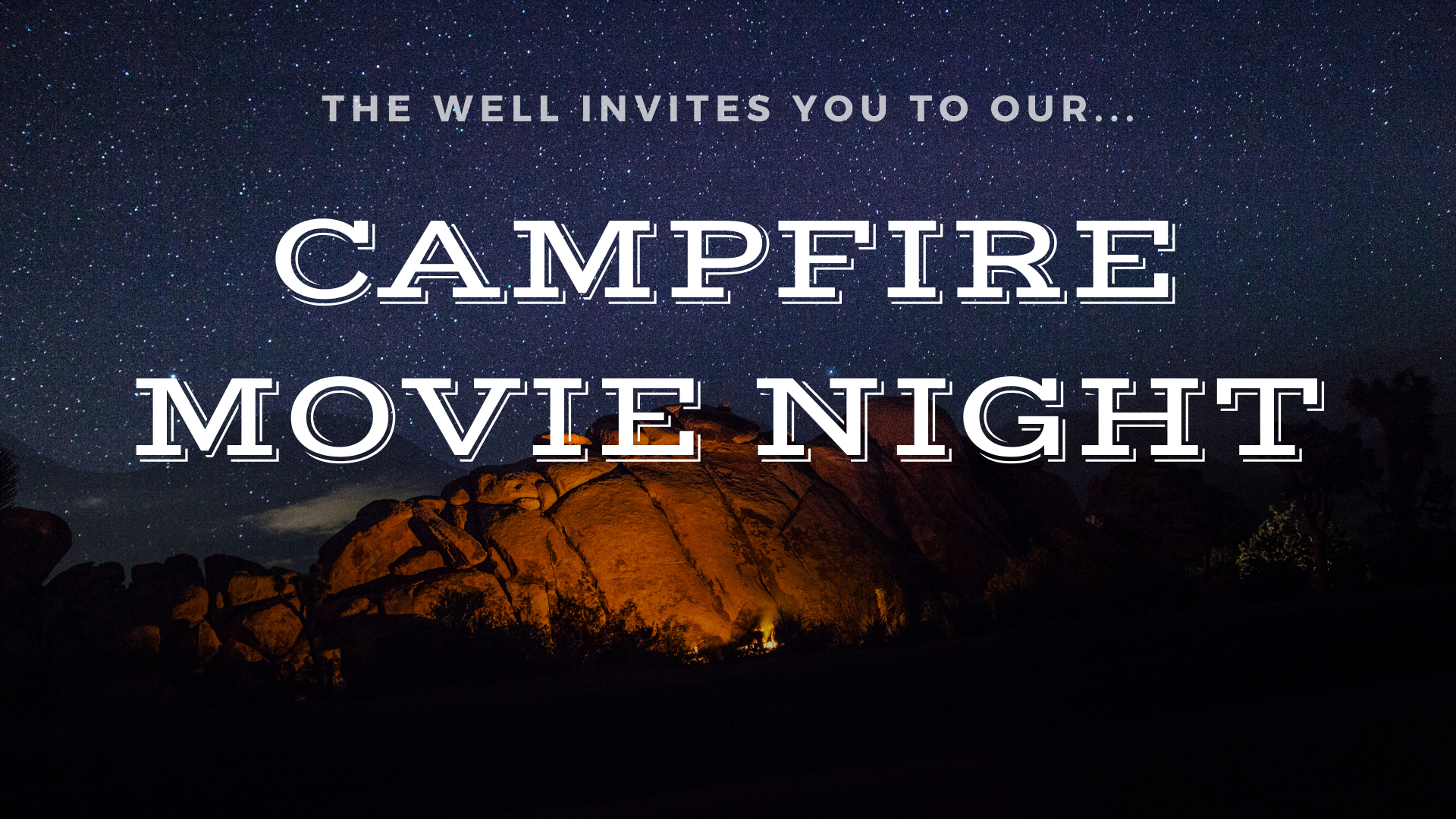 Campfire Movie Nght 2.0 image