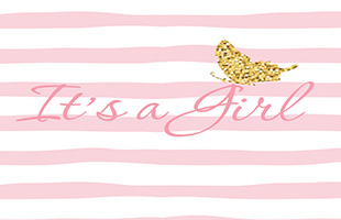 Its a Girl - Featured