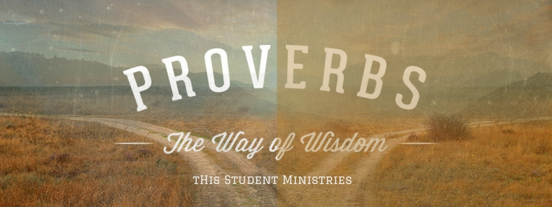 Proverbs- Handout size