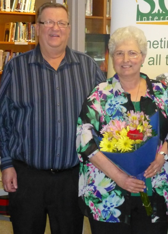 John and Judy SHULTZ