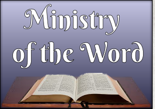 Ministry of the word 1.2