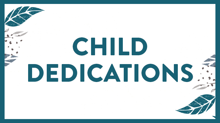 Child-Dedications image