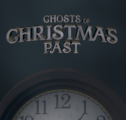 Ghosts of Christmas Past Graphic PIC  image